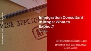 immigration consultant in moga