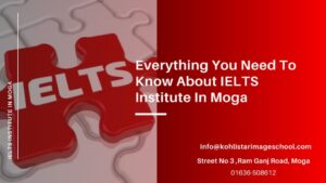 IELTS Institute In Moga